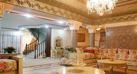Culture yousran voyages agence de voyages et du tourisme - Salones arabes modernos ...