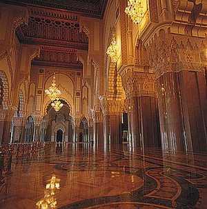 La mosqu e hassan ii casablanca maroc yousran voyages for Mosquee hassan 2 interieur